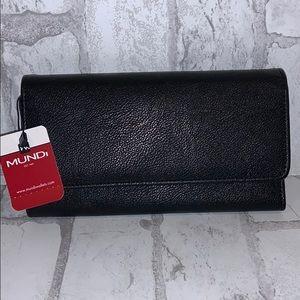 Mundi File Master with Safe Keeper Wallet